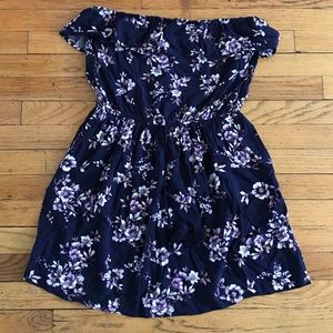 Mossimo Supply Co Floral Print Dress